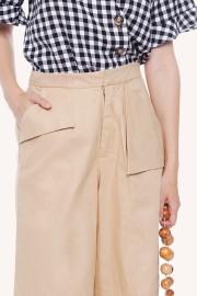 Creme Korsika Pants