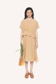 Creme Alanza Dress