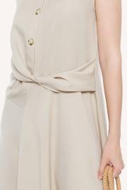 Asparagus Malacca Dress