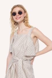 Pattern Olla Dress