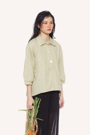 Lime Mombasa Shirt