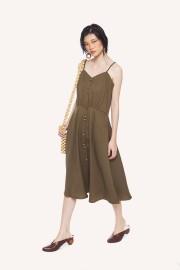 Army Coachella Dress