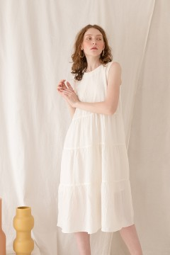 Ivory Resort Dress