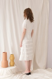 Palm Layers Dress