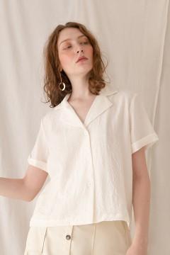 Ivory Lala Shirt