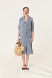 Slate Likewise Dress