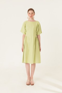 Lime Allure Dress