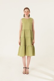 Lime Resort Dress