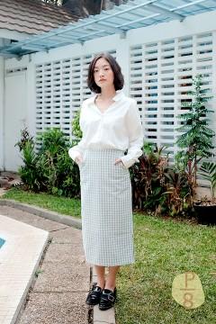 Plaid Minha Skirt