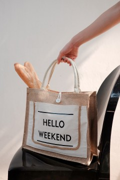 Hello Weekend Bag