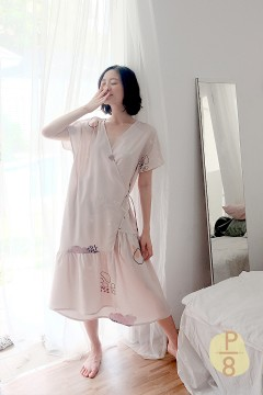 Pattern Haewa Dress