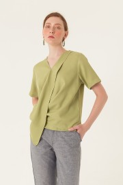 Lime Anciety Top