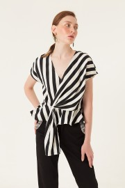 Stripes Sail Top