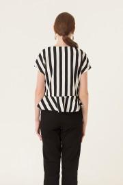 Stripes Sail Top