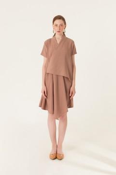 Mocha Cesca Dress