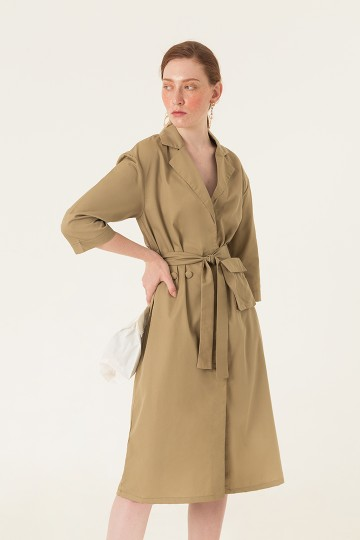 Olive Likewise Dress