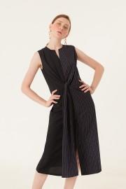 Pinestripes Context Dress