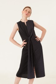 Pinstripes Context Dress