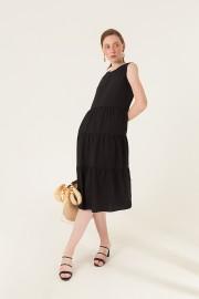 Black Resort Dress