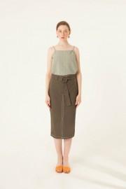 Army Plot Skirt