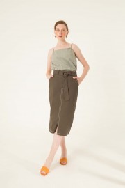 Army Plot Skirt