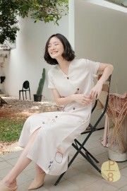 Pattern Min Jae Dress