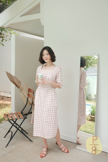 Smoothies Seo Ra Dress