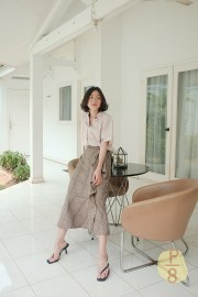 Pattern Yoona Shirt