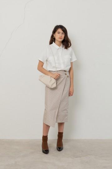Pattern Gratitude Skirt