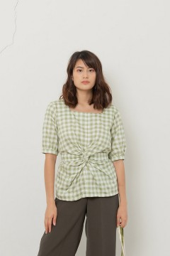 Checked Lemaire Top