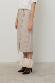 Pattern Gravity Skirt