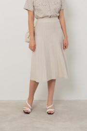 Ivory Element Skirt