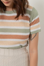 Pattern Galatic Tshirt