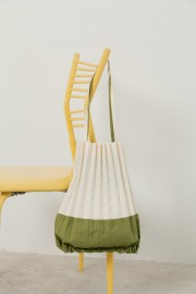 Pleated Bayron Bag