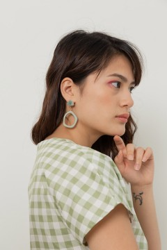 Jade Paculiar Earrings