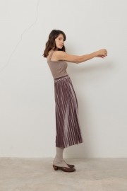 Taupe Element Skirt