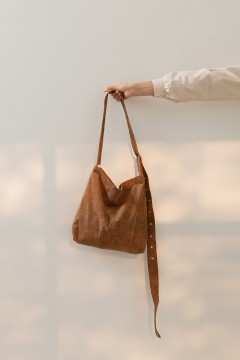 Brown Electron Bag