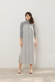 Stripes Chronicles Dress