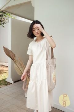 Creme Hyeun Dress (A)