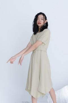 Asparagus Natural Dress