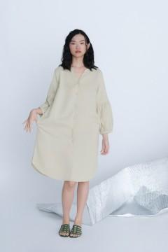 Asparagus Maia Dress