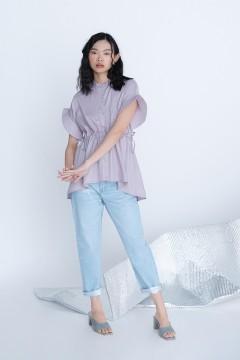 Lilac Safron Top