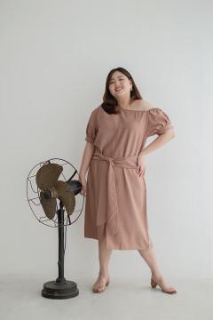 Mocha Euphoria Dress