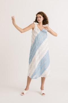 Sphere Azure Dress