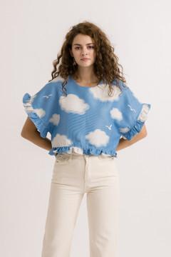 Cloud Lisley Top