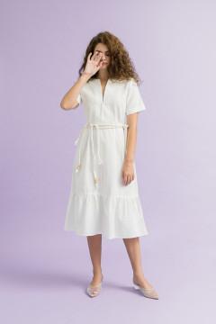 White Briza Dress