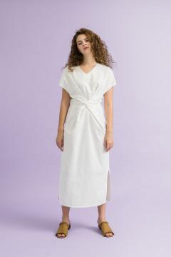 White Nastya Dress