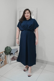 Navy Nasla Dress