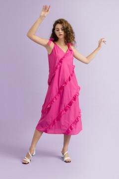 Fuschia Azure dress