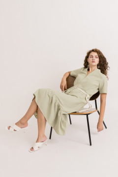 Olive Briza Dress